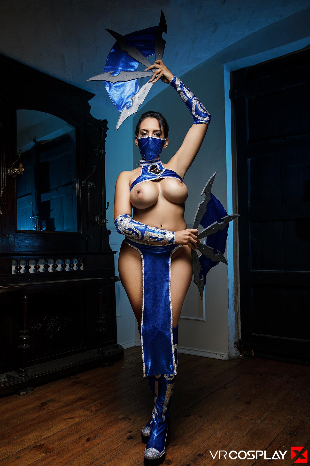 Vr porn katrina jade fucks pov in mustang on badoinkvr - 3 part 4