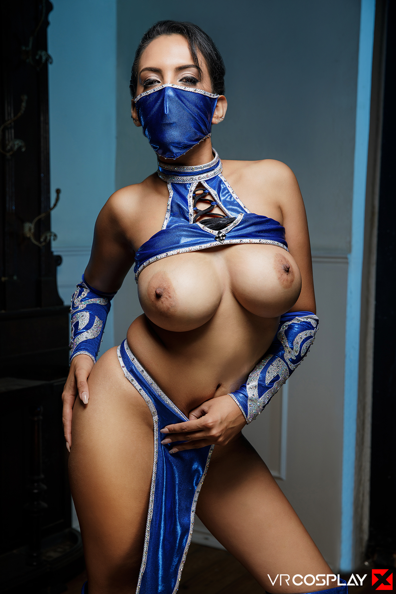 Katrina Moreno Mortal Kombat XXX Cosplay 4