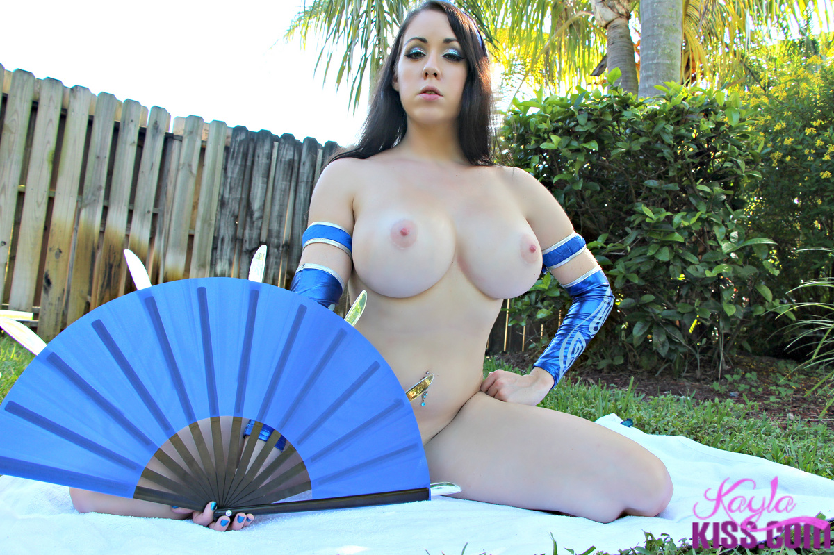 Kitana naked exploited tube