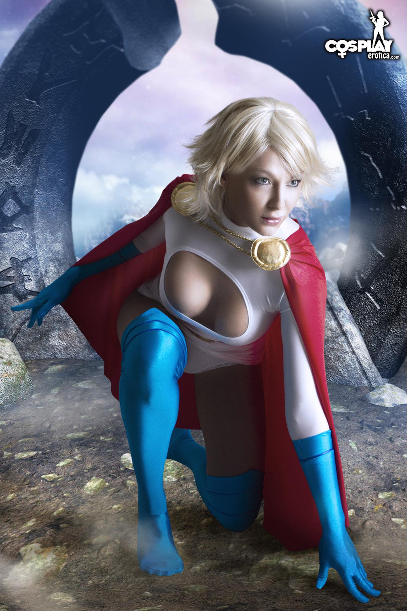 nudes super hero