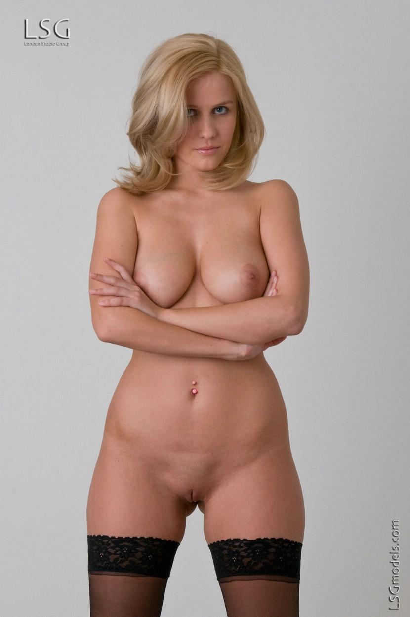 Nude schoolgirl