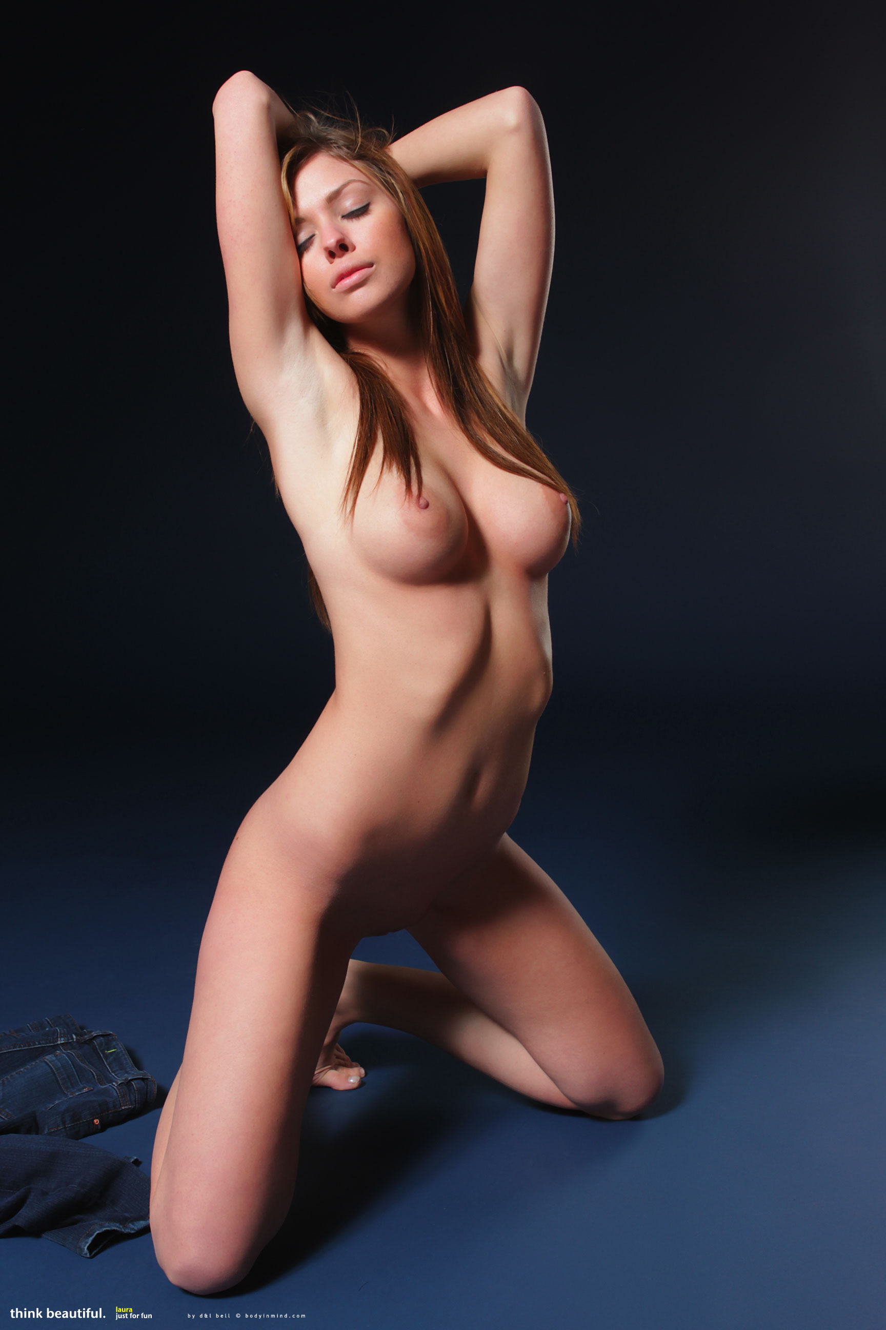 perfect body girl nude