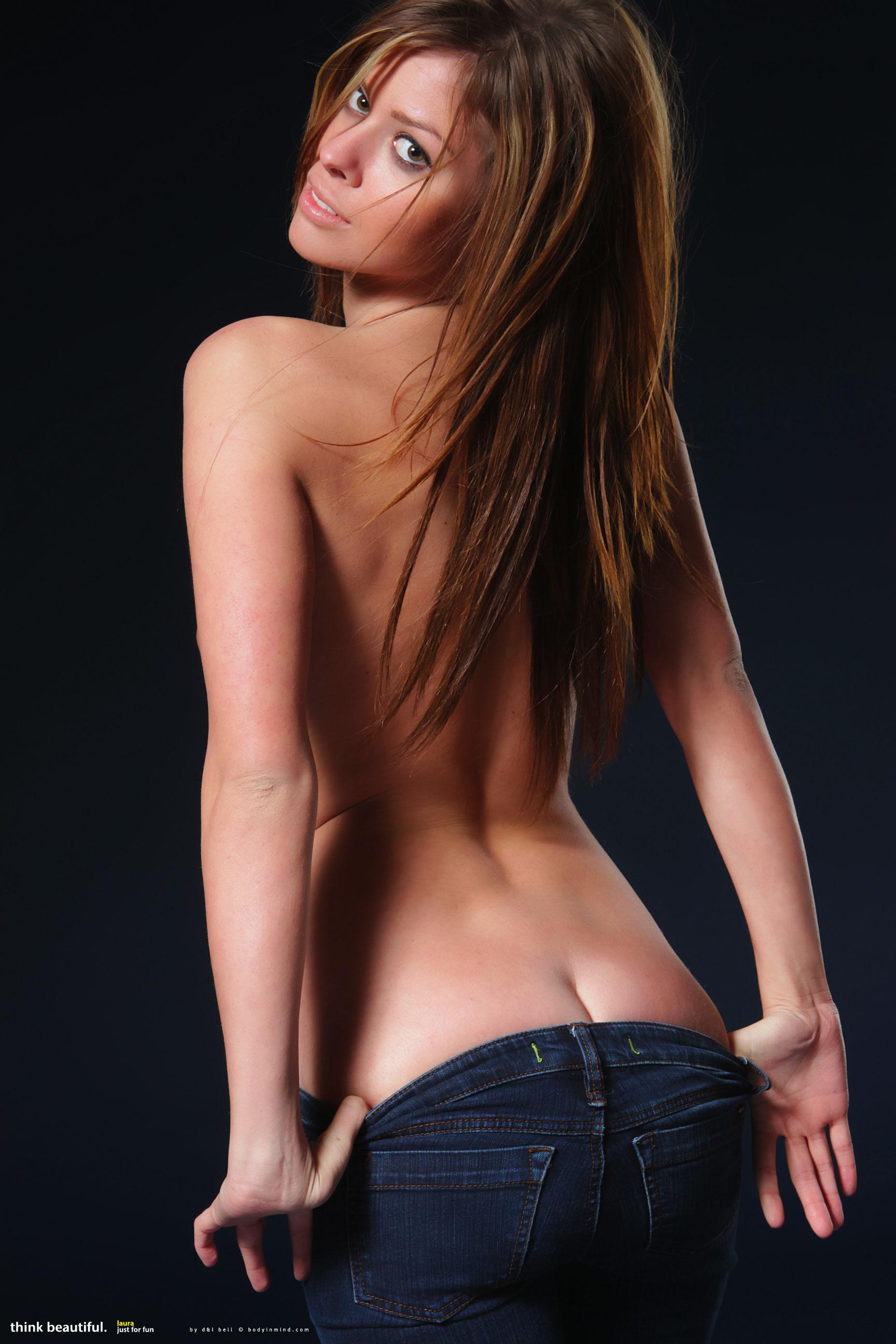 Perfect female body nude-9440