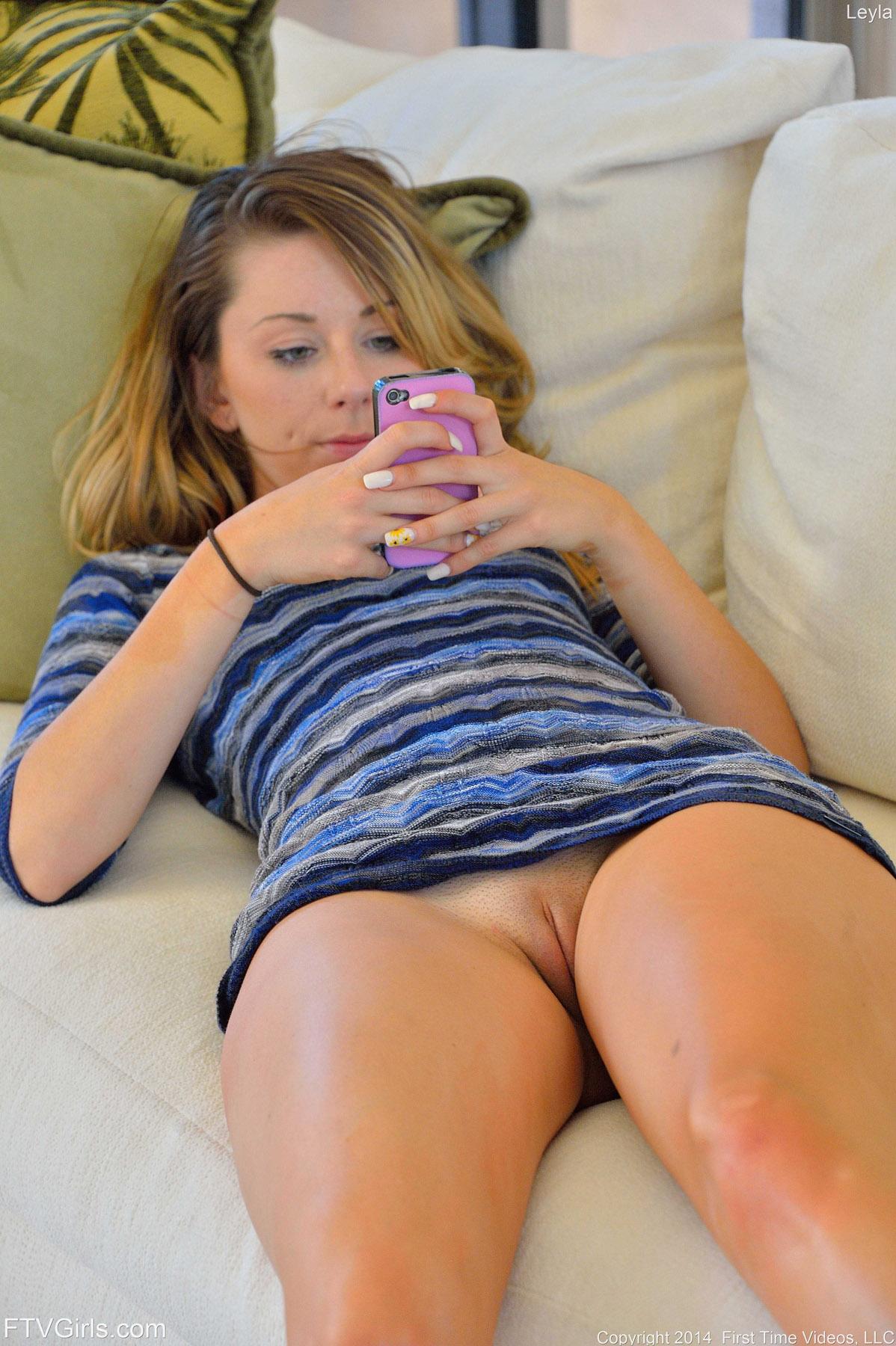 ftv leyla nudity Public