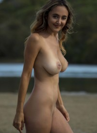 Jeny smith fully naked in a park got caught - 2 5