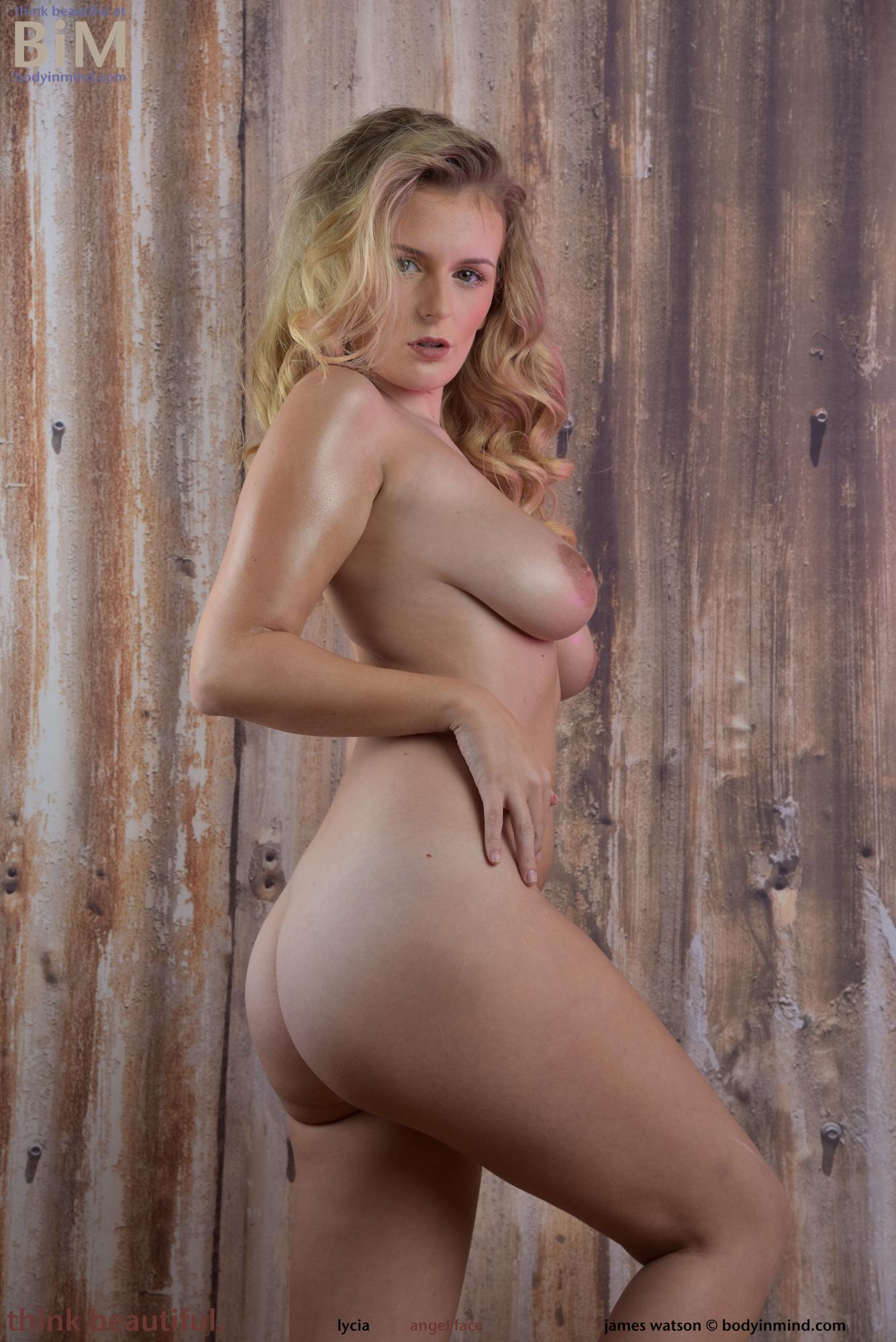 Lycia Angel Face Body In Mind