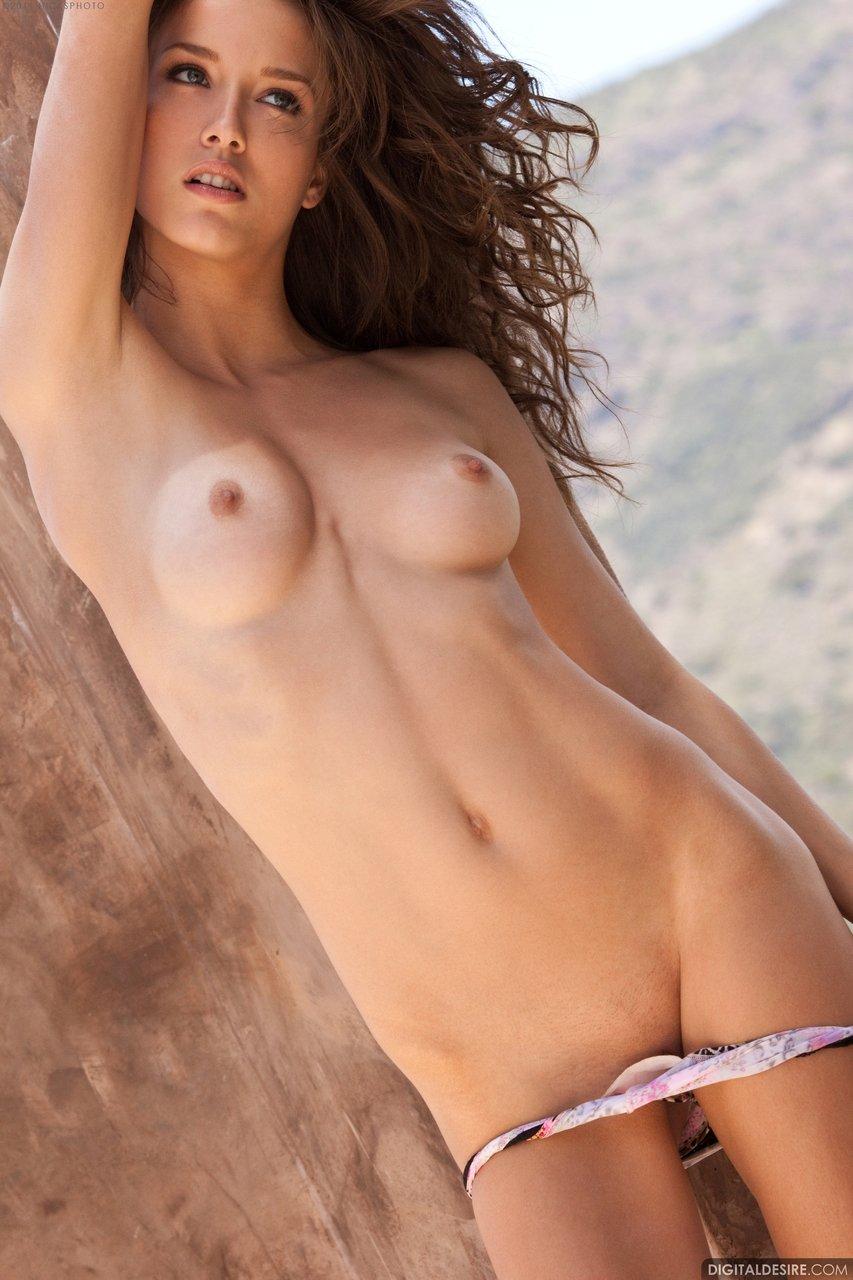 Petite mature nude women
