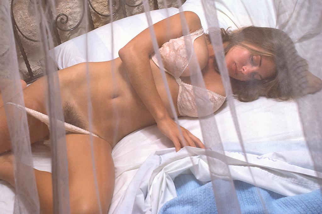 Lange nude Marilyn