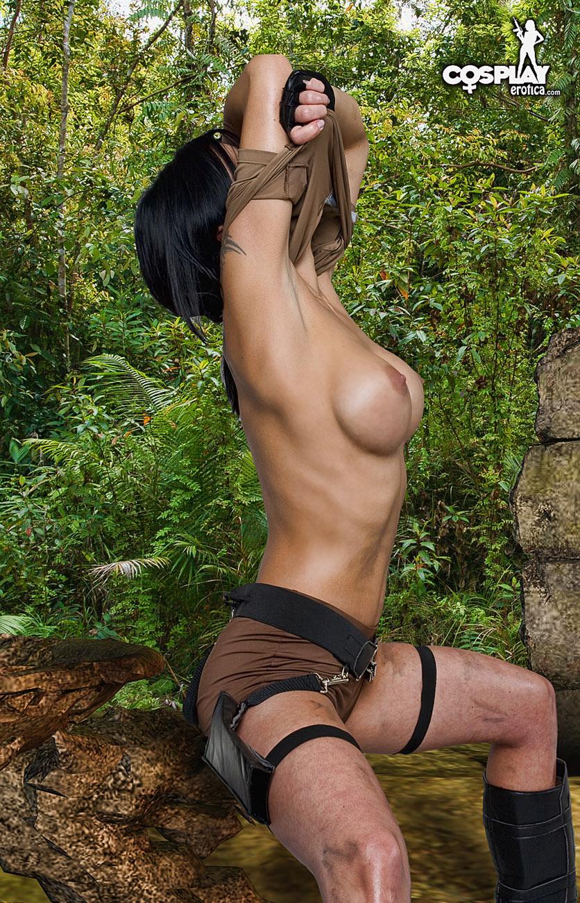 Lara croft vampirella nude porn images