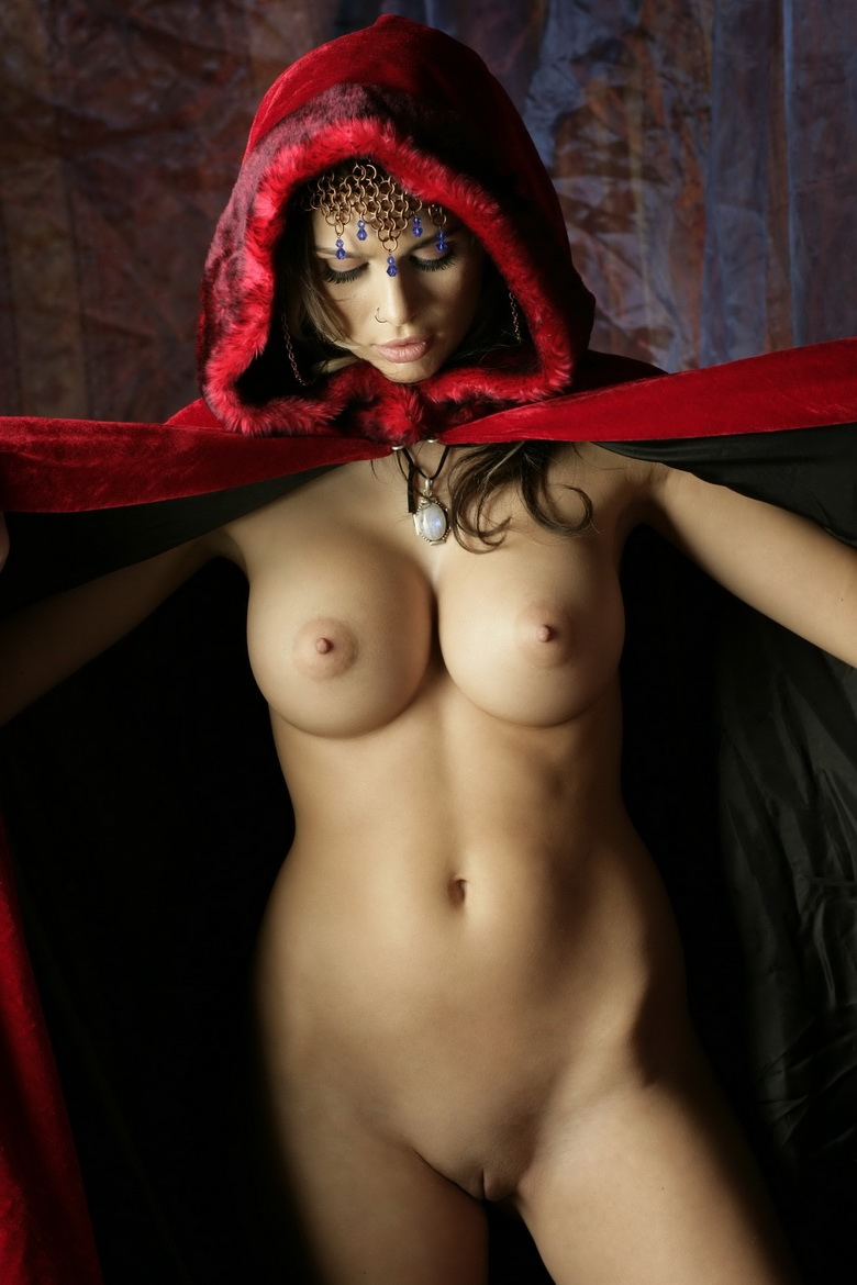 Naked pics of vampire girls due time