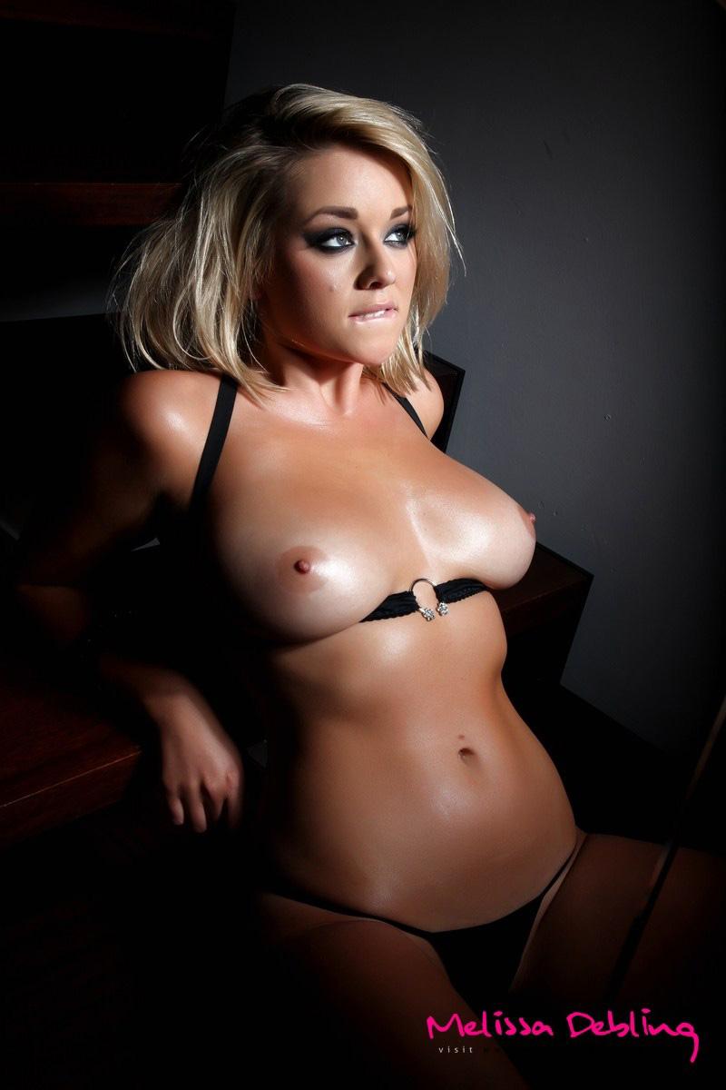 Melissa Debling Sexy Naked Photos