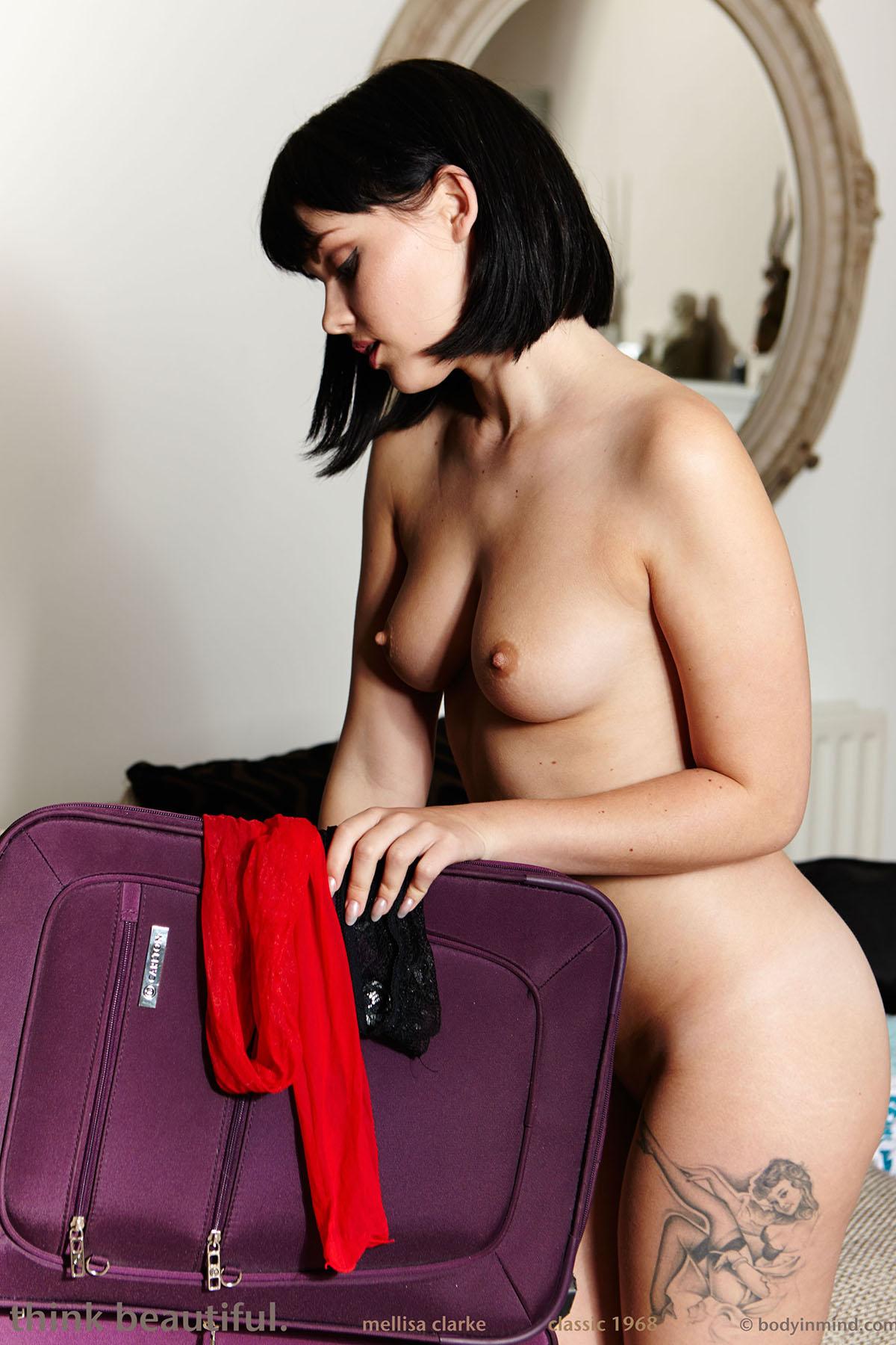 Mellisa Clarke Classic Nude Beauty