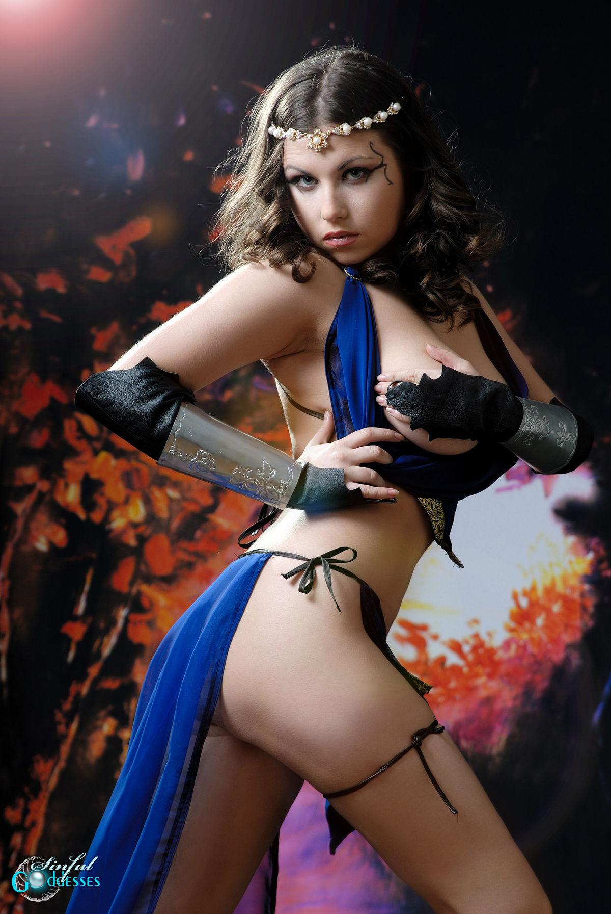 A muscle goddess bedroom fantasy full version