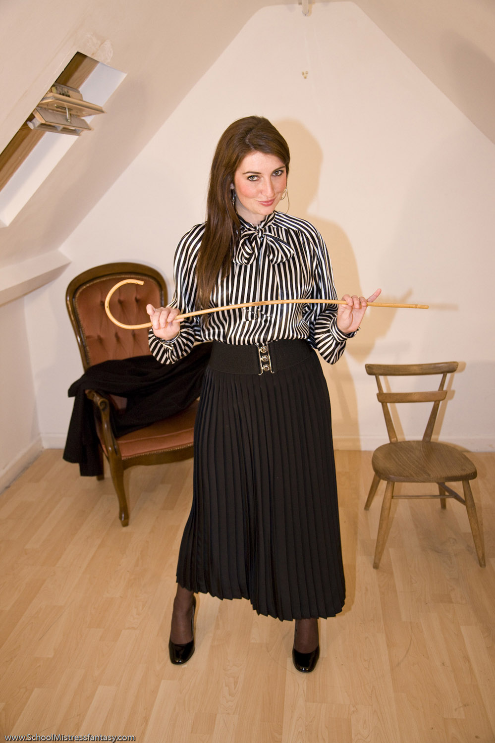 Click here to see more Miss Tibby @ School Mistress Fantasy
