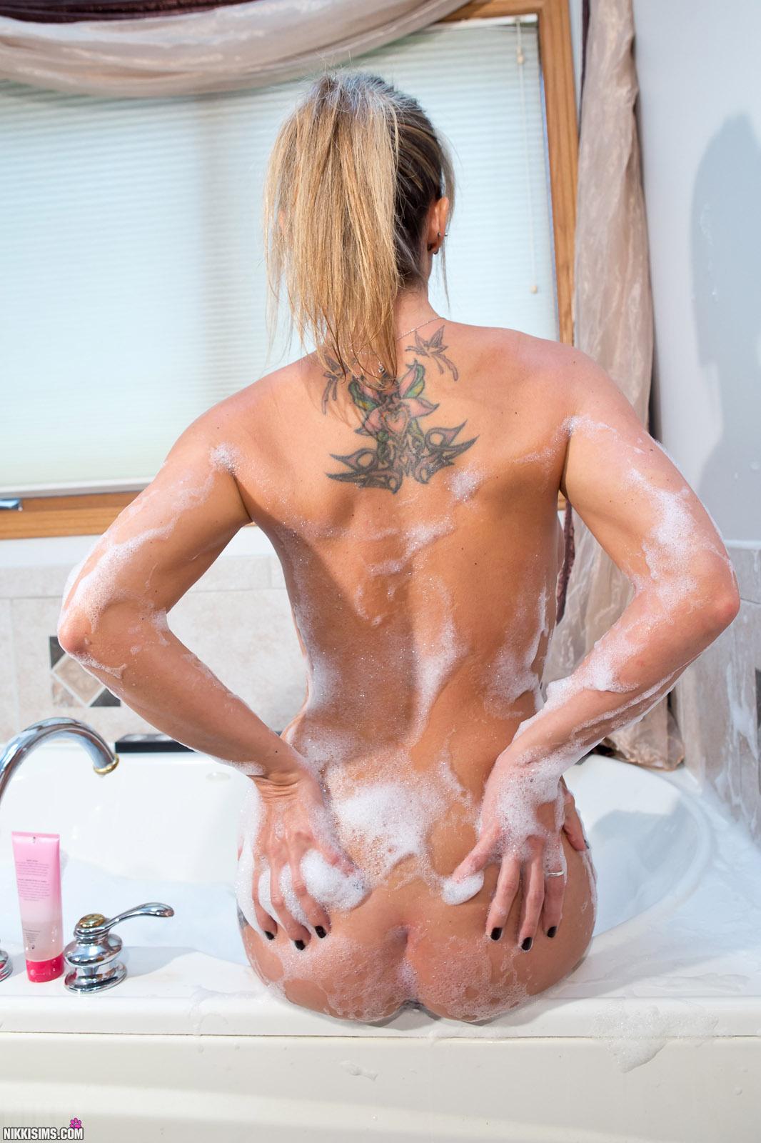 Naked nikki sims nude thanks