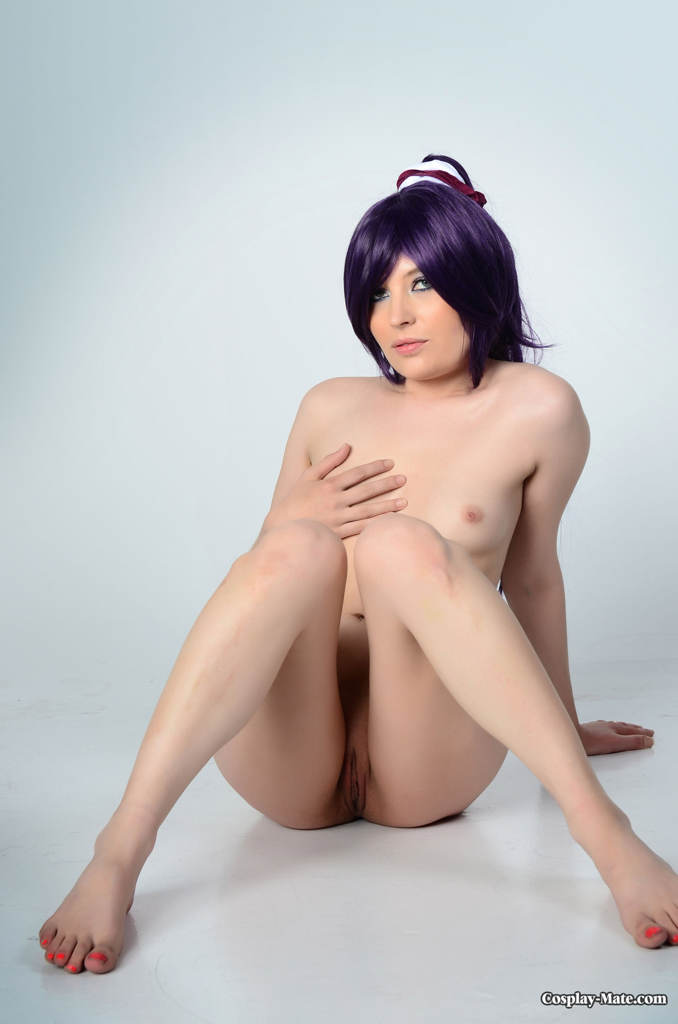 Comic con cosplay nude
