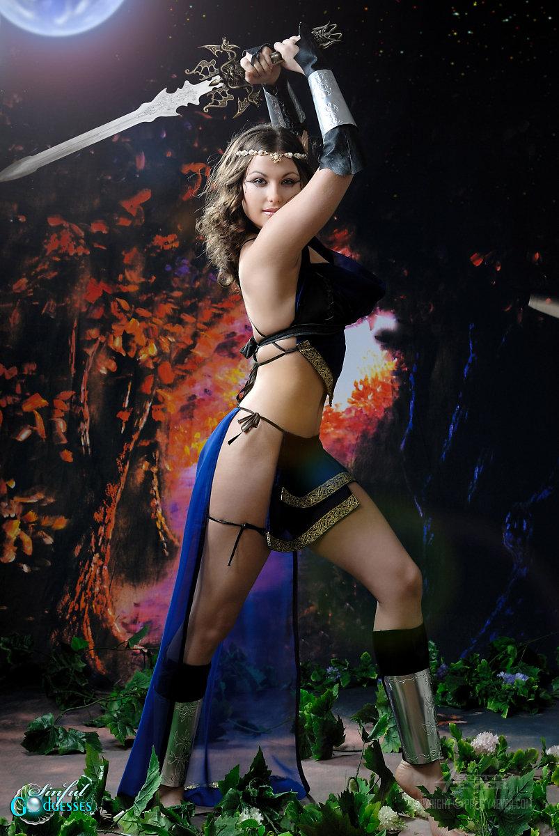 Butt brunette woman nude bubble