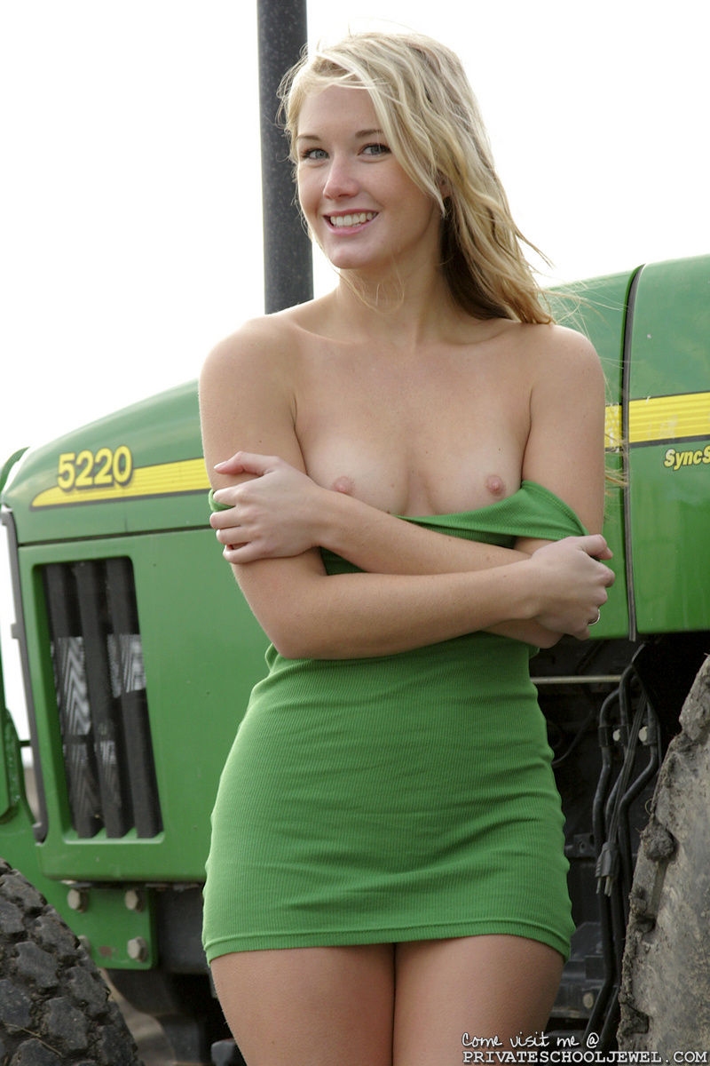 Country female on tractors nude, pictures of daryl hannah topless