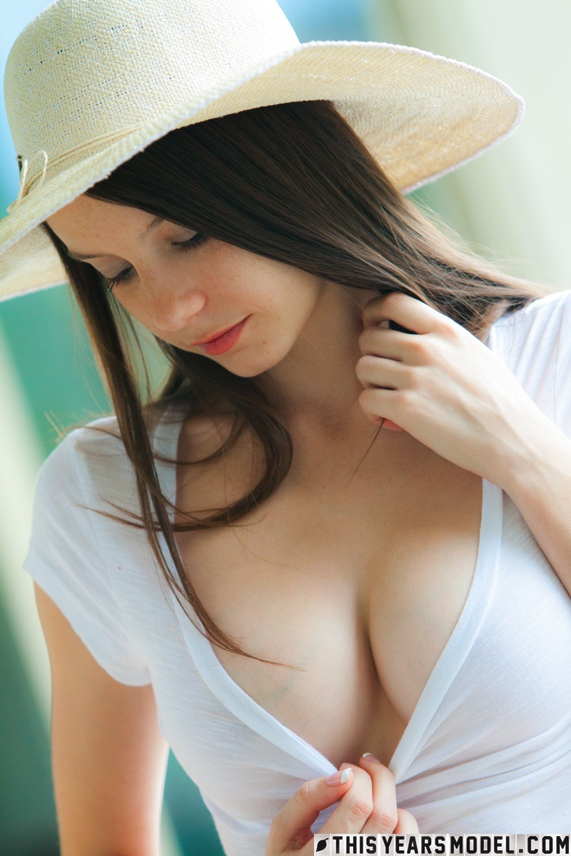 ... Rylee Marks White Hat This Years Model