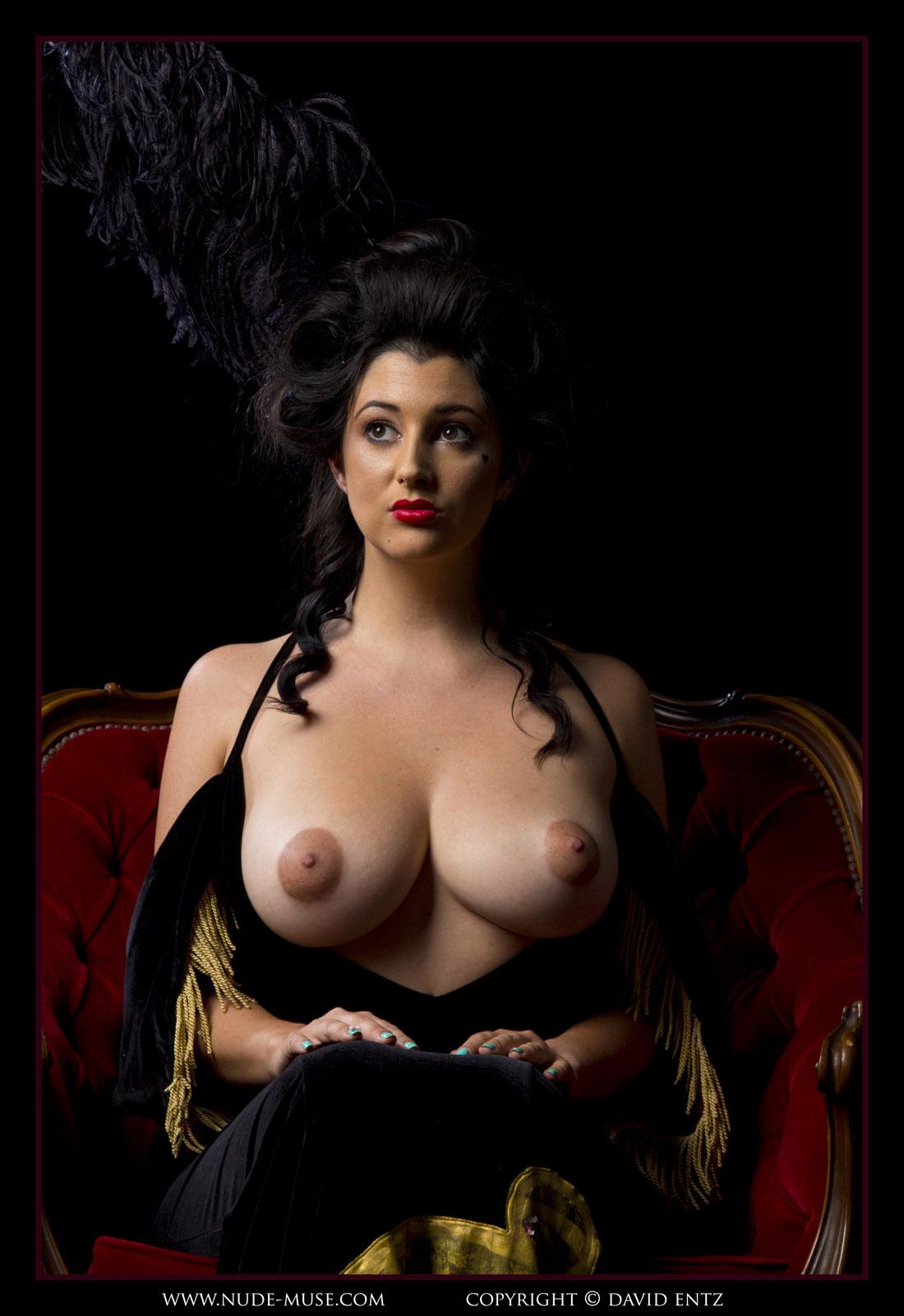 Scarlett Morgan Parisian Fantasy Nude Muse-1654