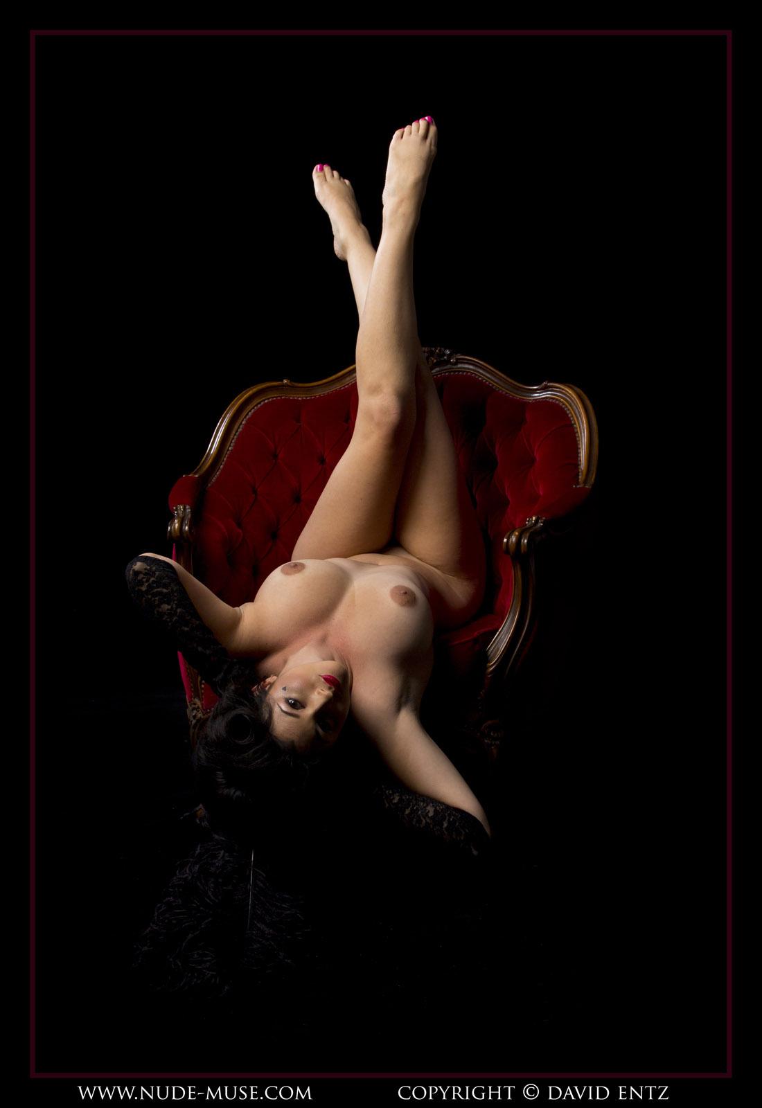 Scarlett Morgan Parisian Fantasy Nude Muse-4409