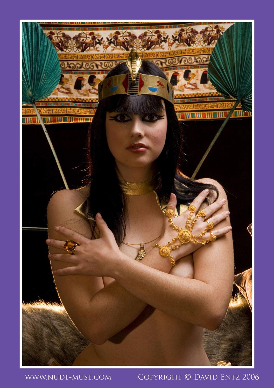Cleopatra having sex naked long