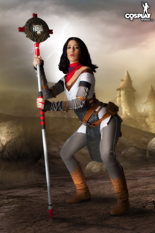 Dragon age cosplay sex cartoon women