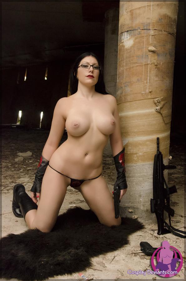 Femme fatale nude gifs apologise