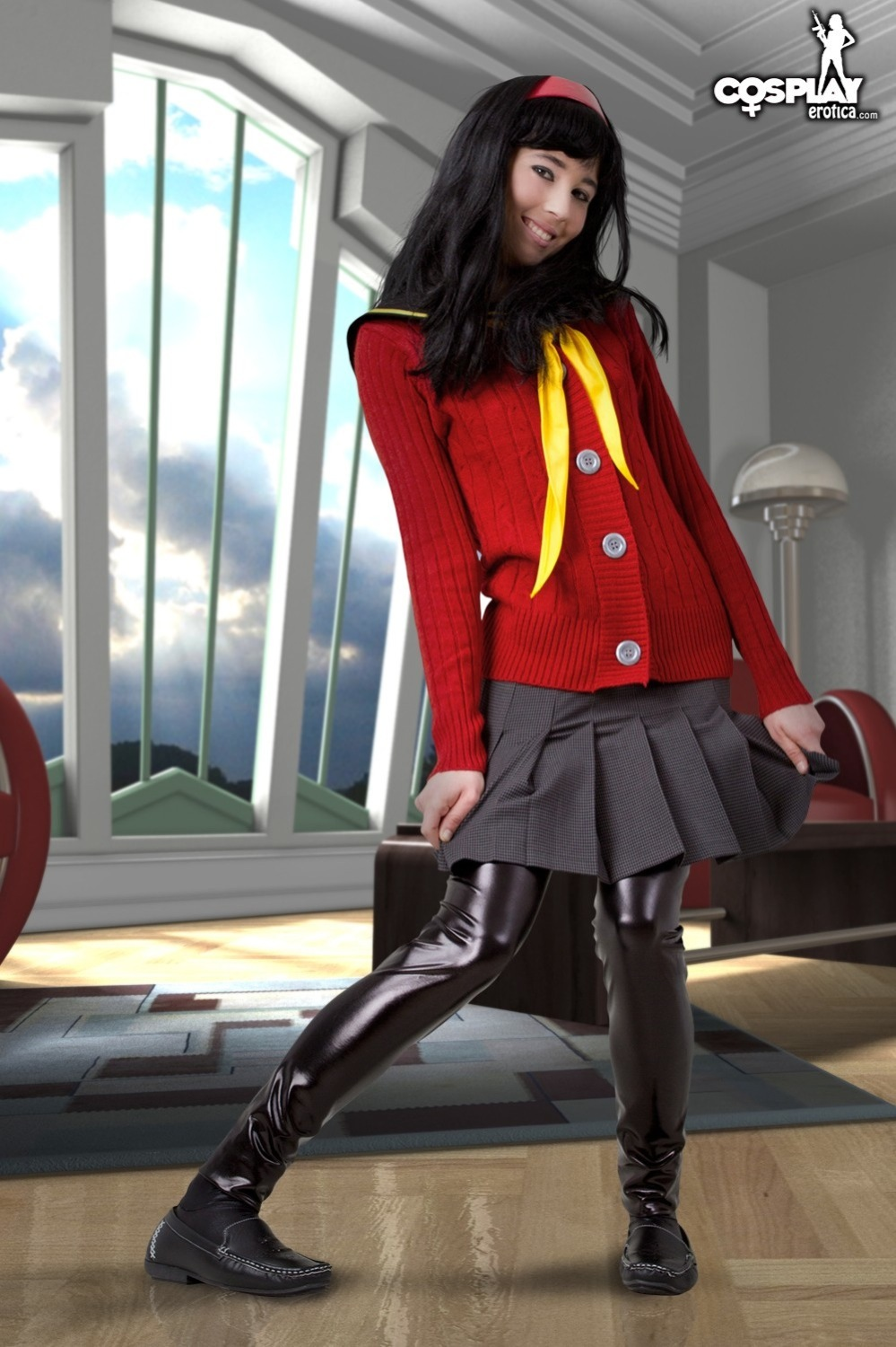 cosplayerotica stacy  Stacy Social Link Cosplay, Stacy Social Link Cosplay ...