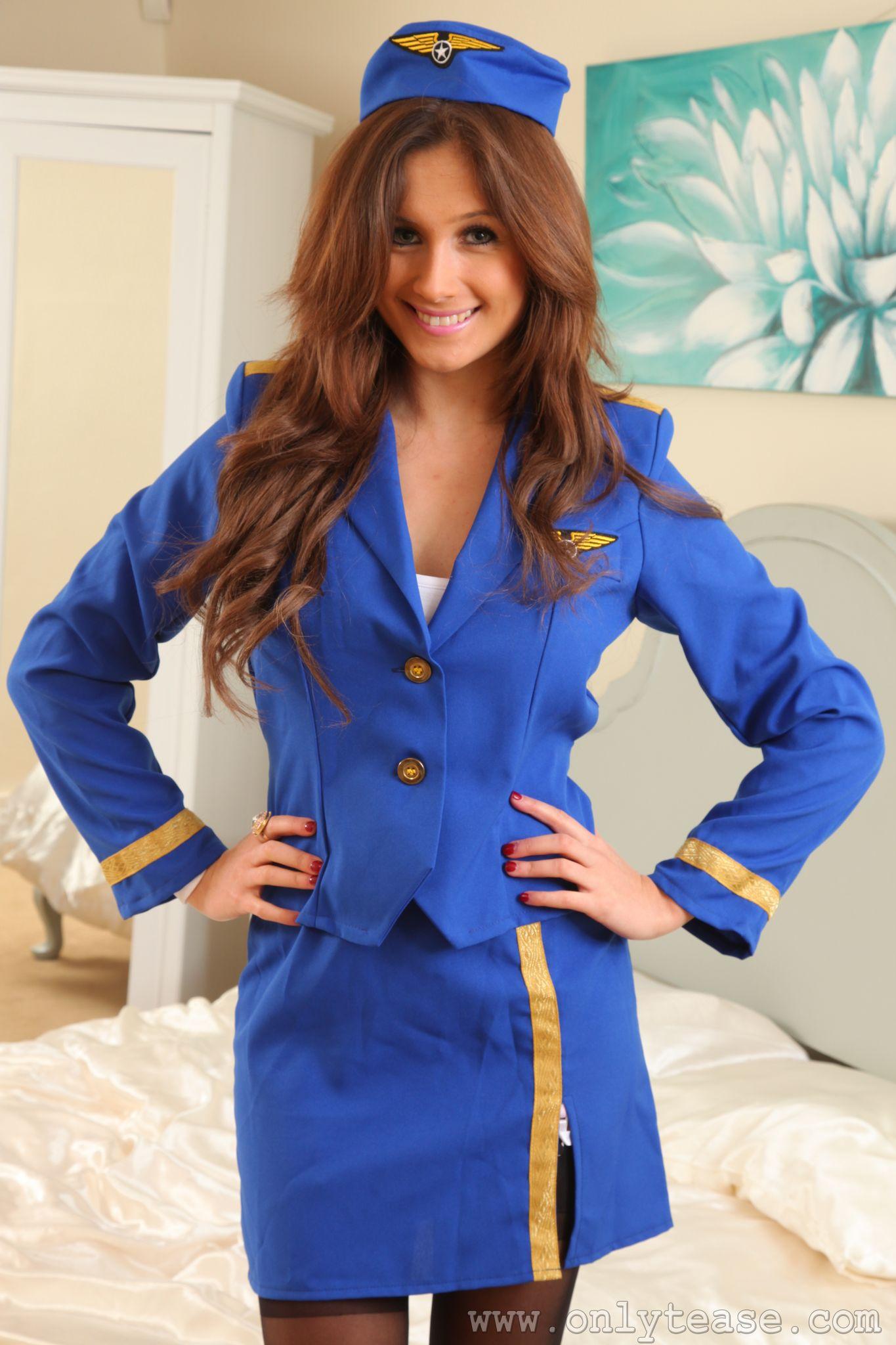 Japan uri stewardess nude gallery