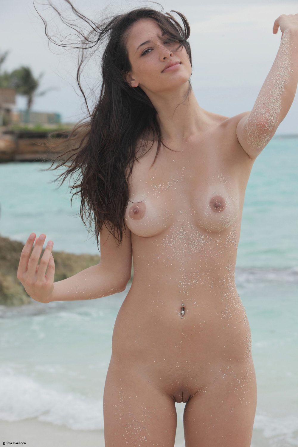 French voyeur boobs 2015 a la plage 3