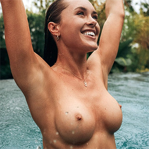 Abigail O'Neill is The Playmate You Want