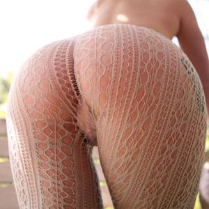 Adria See Thru Stockings