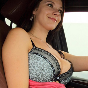 Adrienne Topless Touring Beauty
