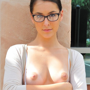 Alannah FTV Nerdy and Cute