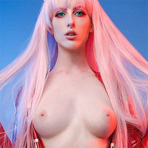 Alex Harper Darling In The Franxx Cosplay