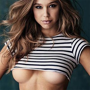 Alexis Ren Sexy Magazine Model