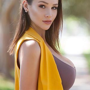 Alina Lewis Incredible Busty Beauty