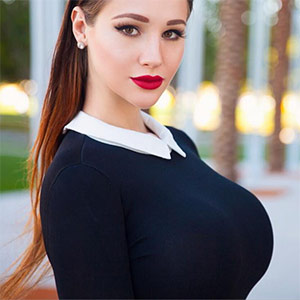 Alina Busty Bombshell For You