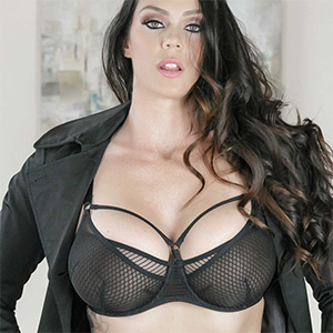 Alison Tyler Pounces Right On You