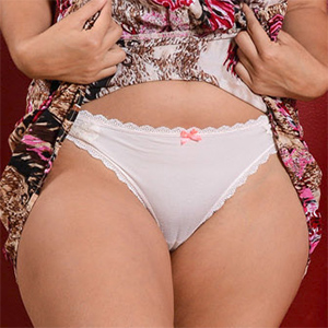 Alix Lowel Upskirt Cotton Panties