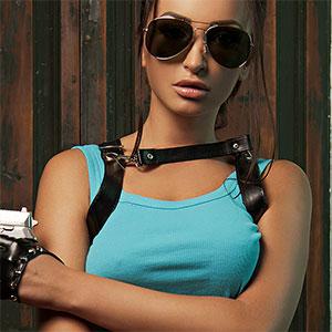 Alyssia Kent Tomb Raider XXX Cosplay