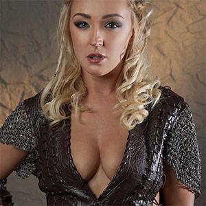 Amber Deen Vikings XXX Cosplay