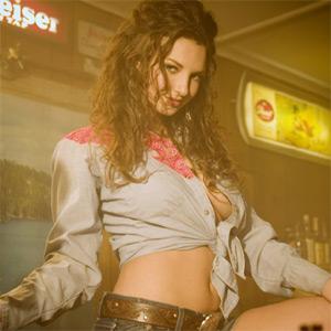 Amiee Rickards Cowgirl