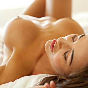 Ana Cheri Beauty In Bed