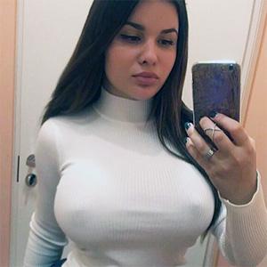 Anastasiya Kvitko Busty Model