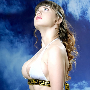 Greek goddesses nude women