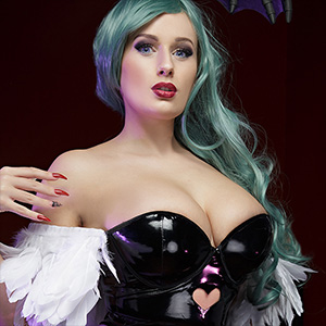 Angel Wicky Darkstalkers Morrigan Aensland Cosplay
