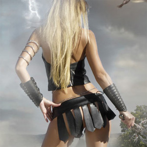 Angela Blanche Dragon Hunter