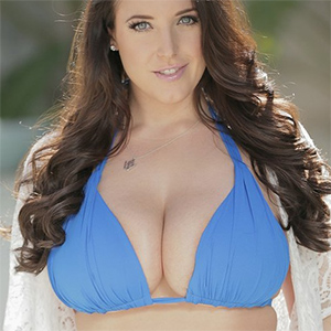Angela White Everyone Looks At Her